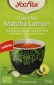 Green tea match lemon Yogi Tea